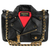 MOSCHINO Biker Jacket Regular Bag in BLACK