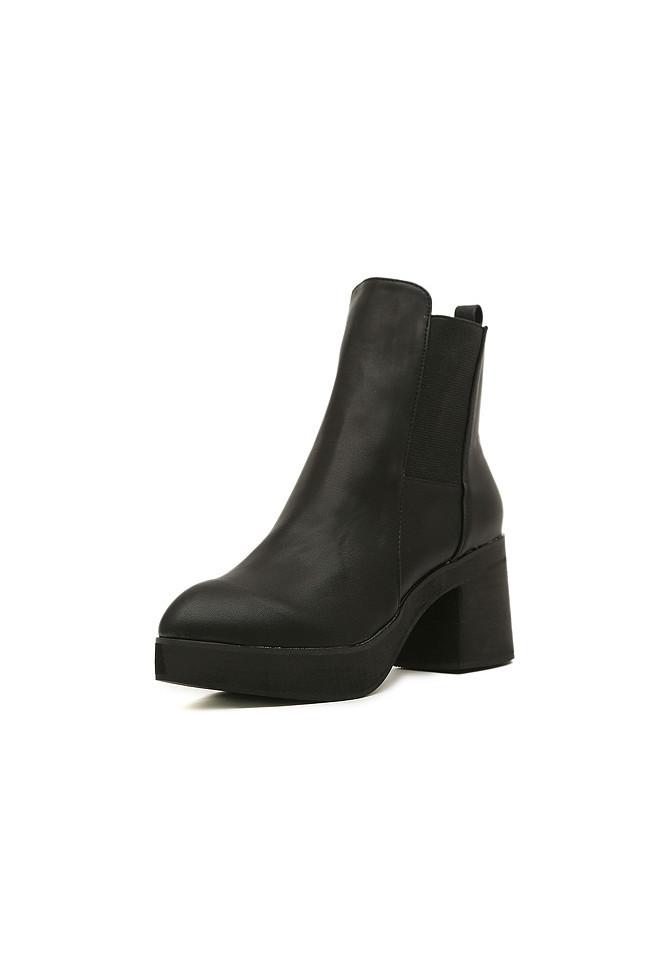 90s Chunky Platform Chelsea Boots - ALISONSMAN