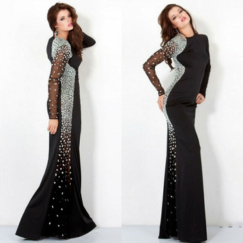 Aliexpress.com : Buy High Quality Mother Of Bride Dress Halter Top Floor Length Applique Sequin Long Chiffon Sequin A line Sleeveless from Reliable sequin black dress suppliers on Suzhou Pretty Color Wedding Dress & Evening Dress Co., Ltd.