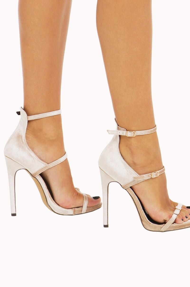 Fabulous Velvet Heels