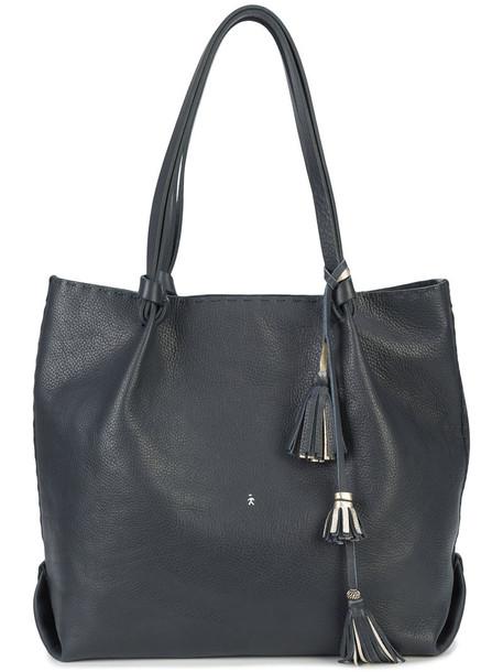 Henry Beguelin women bag leather blue