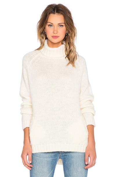 Three Of Something sweater cream