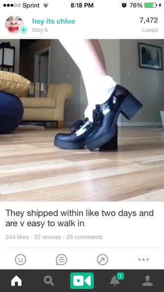 shoes black black shoes black heels