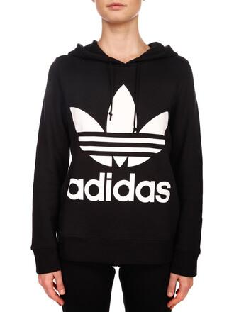 hoodie sweatshirt cotton black sweater