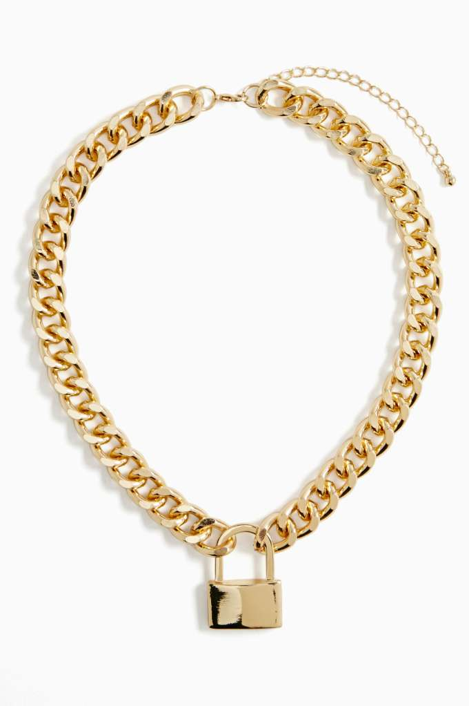 Pop, Lock, & Drop Necklace | Shop Jewelry at Nasty Gal