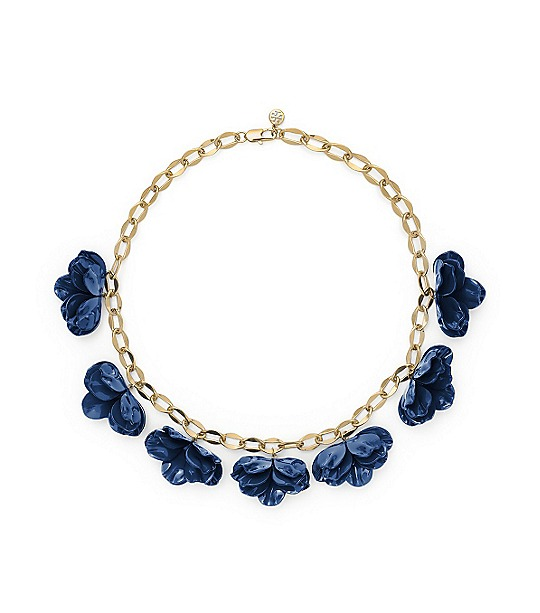 Pentier Multi Flower Necklace  | Womens Necklaces | ToryBurch.com