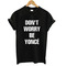 Dont worry be yonce t-shirt - stylecotton