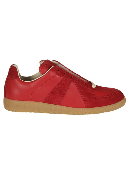 MAISON MARGIELA sneakers red shoes