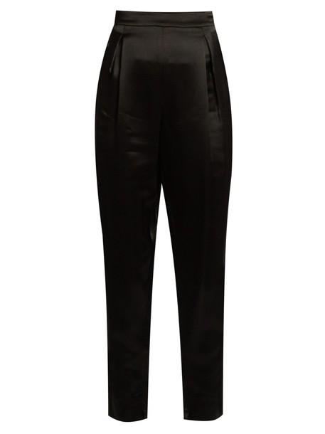Diane Von Furstenberg black pants