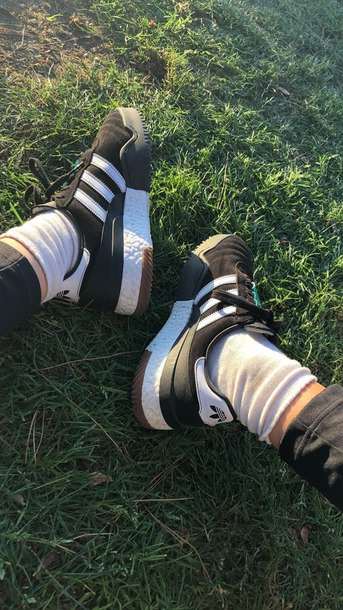 new style 78174 174a8 shoes adidas adidas shoes black and white aesthetic aesthetic tumblr  aesthetic grunge aesthetic shoes black black