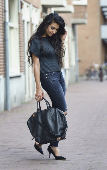 jeans bag bags for back to school bags 2014