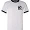 Ny new york ringer t-shirt - basic tees shop