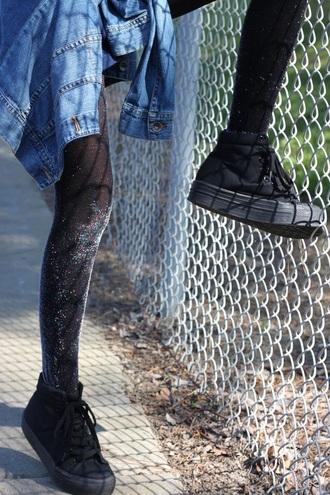 pants grunge black dress denim shoes