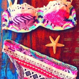 swimwear bikini clothes summer