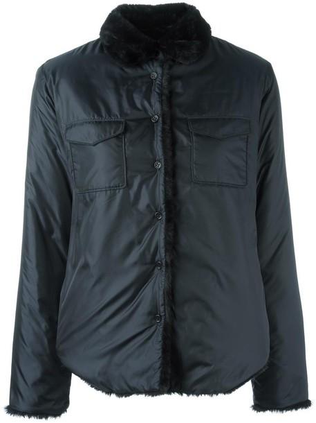 ASPESI jacket women blue