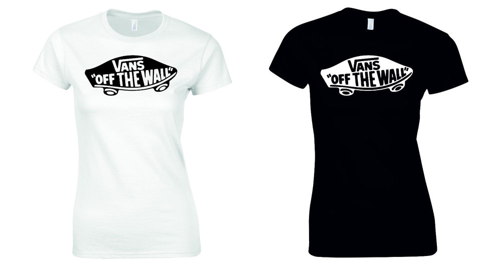 Vans T shirt/top Christmas Present All sizes! Off The Wall Since 1966 | eBay