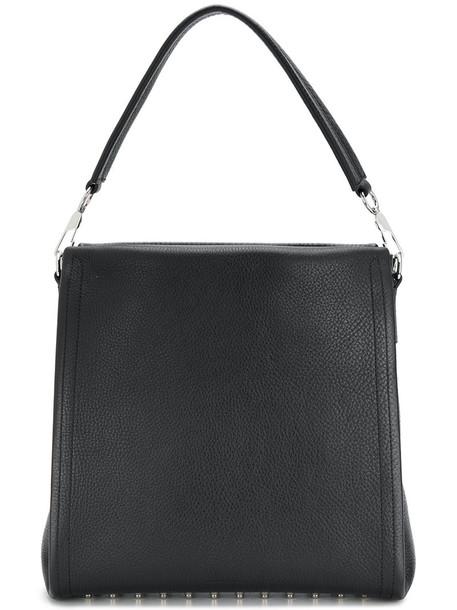 Alexander Wang women bag shoulder bag leather black