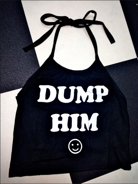 SWEET LORD O'MIGHTY! DUMP HIM BLACK HALTER
