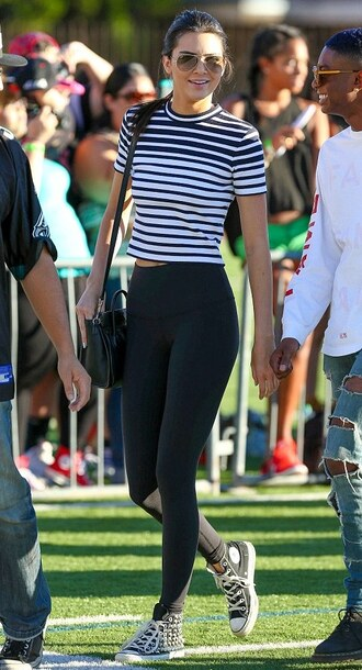 top kendall jenner leggings bag