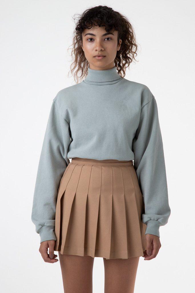 HF13GD Unisex - 14 oz Heavy Fleece Turtleneck Sweatshirt