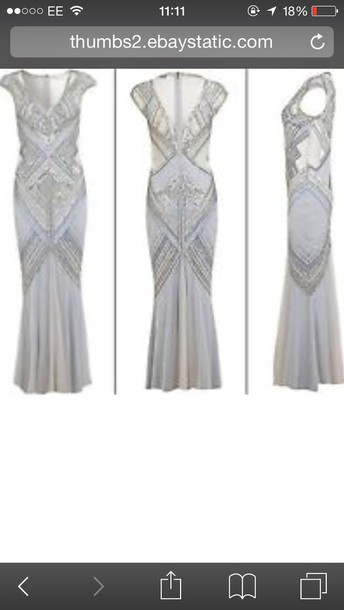 dress grey blu miss selfridge maxi dress