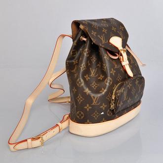 bag backpack louis vuitton bag