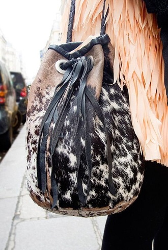 bag fur bag fur animal print