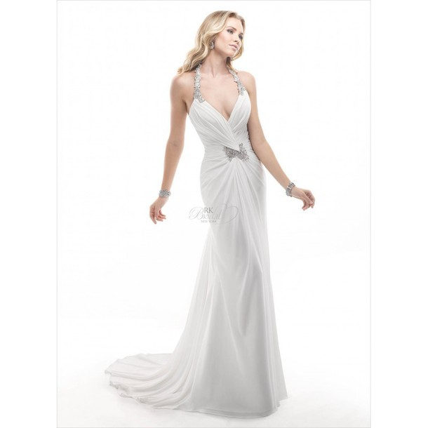 dress charming design wedding dress high-low dresses