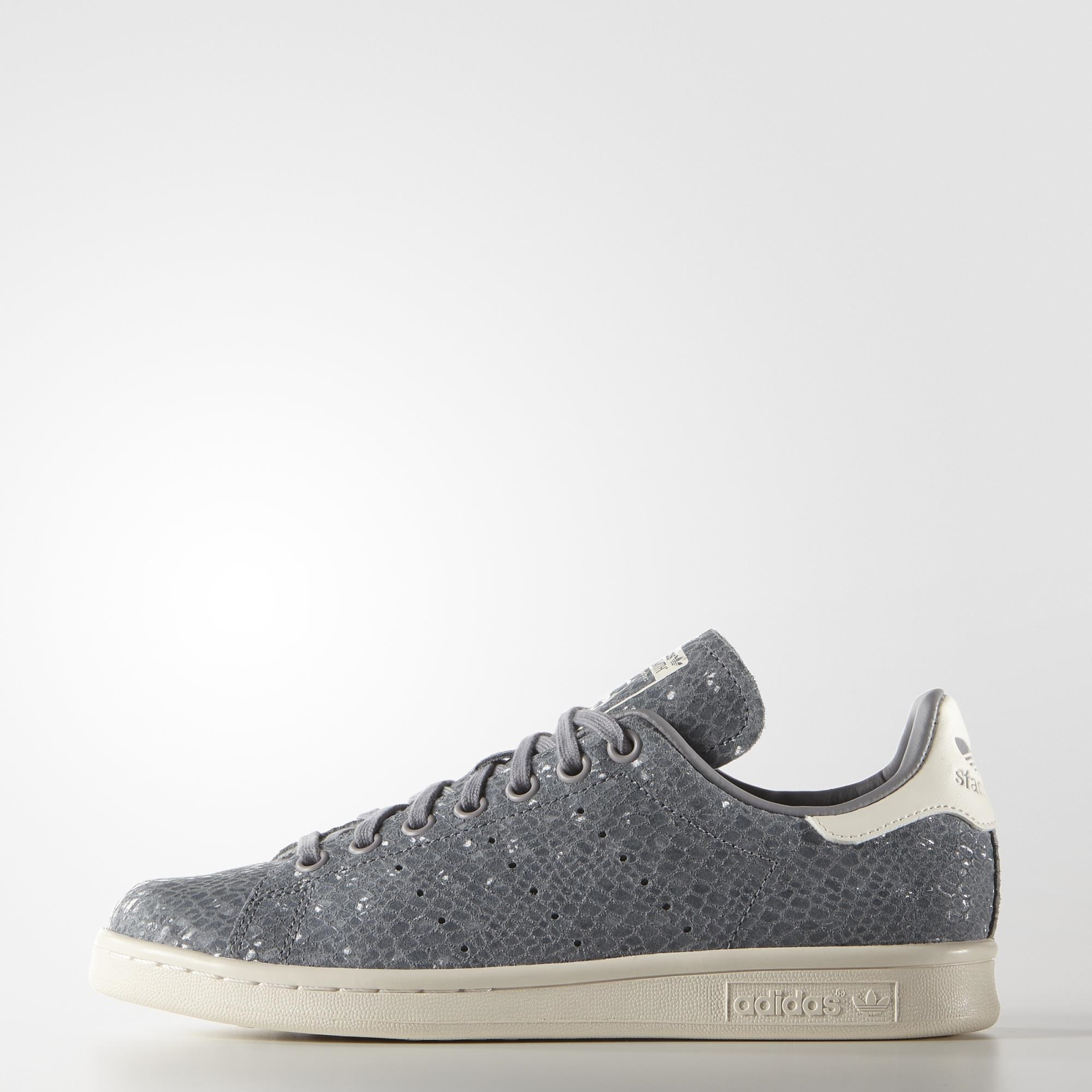 adidas Stan Smith Shoes Grey | adidas US