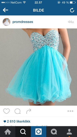 dress blue prom prom dress short prom dress pretty short diamonds girl girly cute sweet amazing short dress