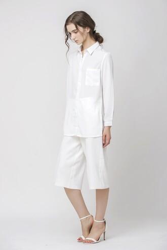 shirt white shirt white formal