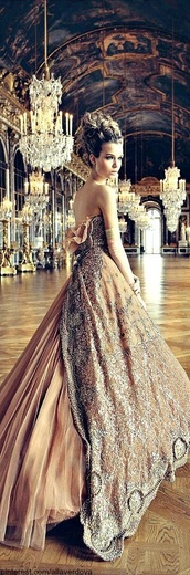 dress,elegant,sparkly dress,fancy,ball gown dress,big dress,detailed,gorgeous dress,sequins,beading,ruffle,pleated,special occasion dress,prom dress,long dress