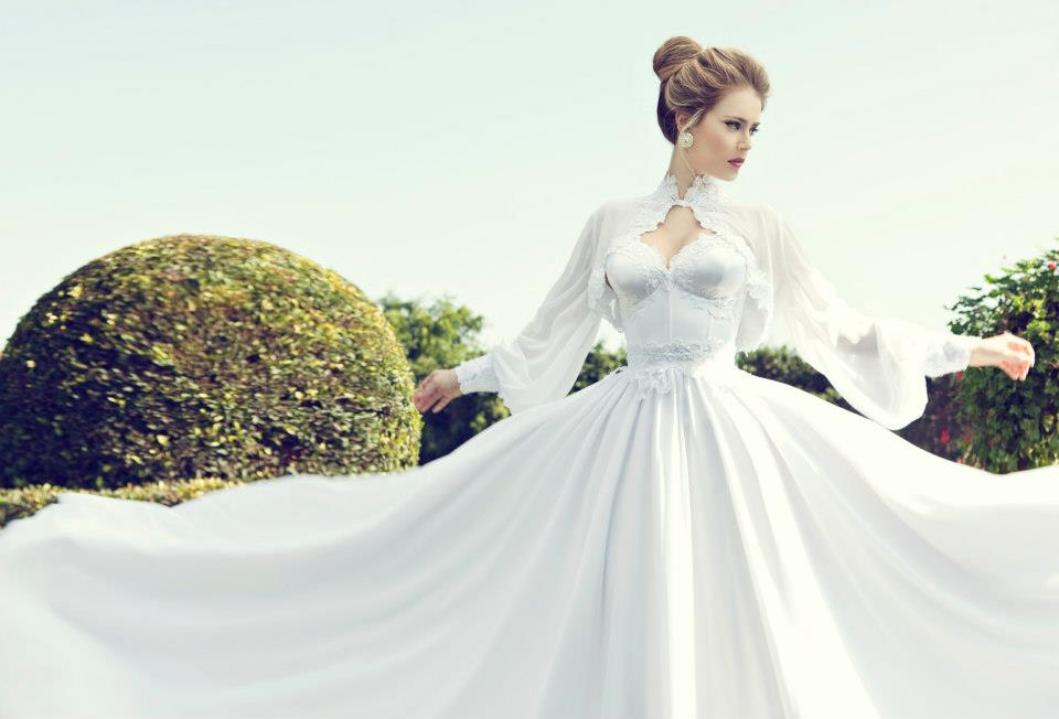 Nurit Hen 2013 Bridal Collection