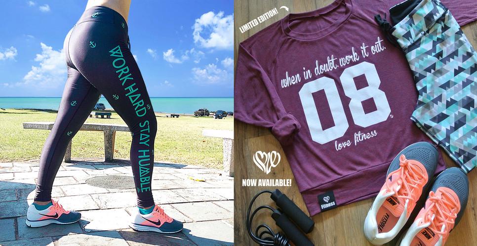 Love Fitness Apparel