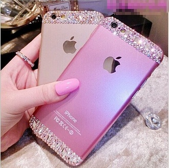phone cover iphone 6 case iphone cover rhinestones