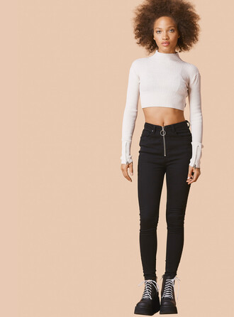 jeans unif dupe