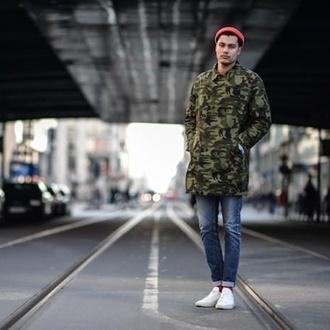 jacket menswear camo jacket camouflage