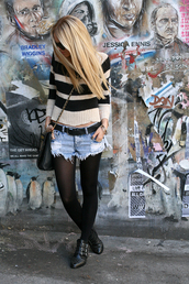 cheyenne meets chanel,sweater,shorts,shoes,sunglasses,bag