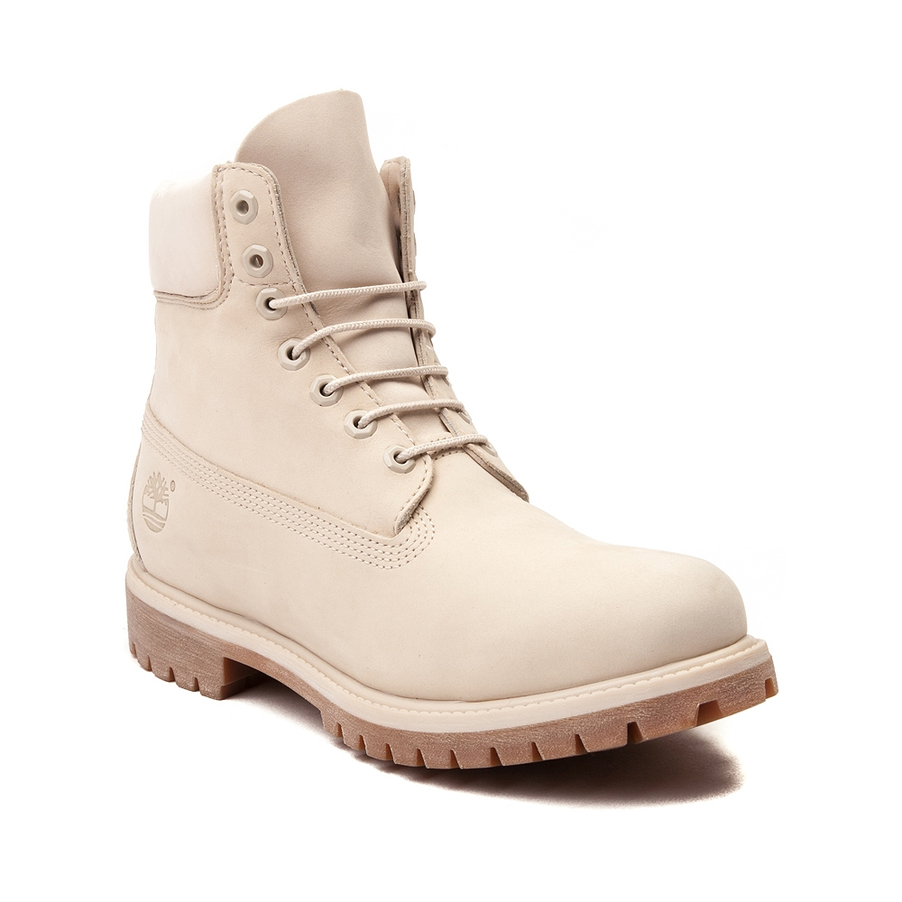 Mens Timberland 6 Classic Boot, Stone | Journeys Shoes