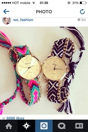 jewels,black and white,watch,colorful,home accessory,belt,gevena watch