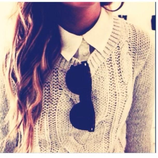 blouse cute i like it like it i like it sweet like a boss sweater cute outfits vintage sweater
