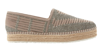 shoes shiny silver shoes espadrilles