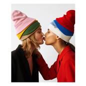 beanie,pink beanie,hat