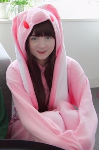 pajamas venusangelic pink kawaii
