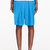 altuzarra blue pleated poet shorts