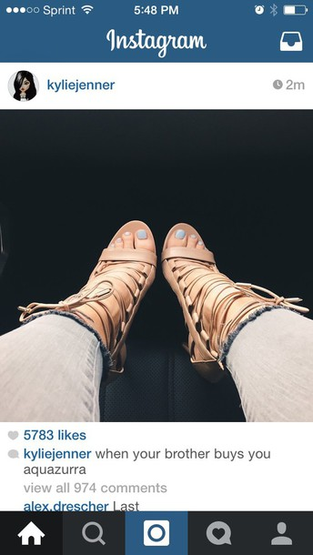 shoes aquazurra heels ankle heels kylie jenner