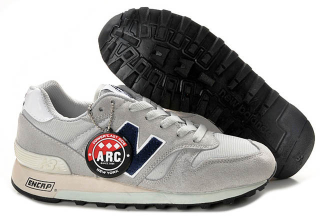 Men's new balance 1300 classic Grey White Blue Shoes
