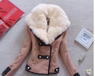 jacket black brown everything