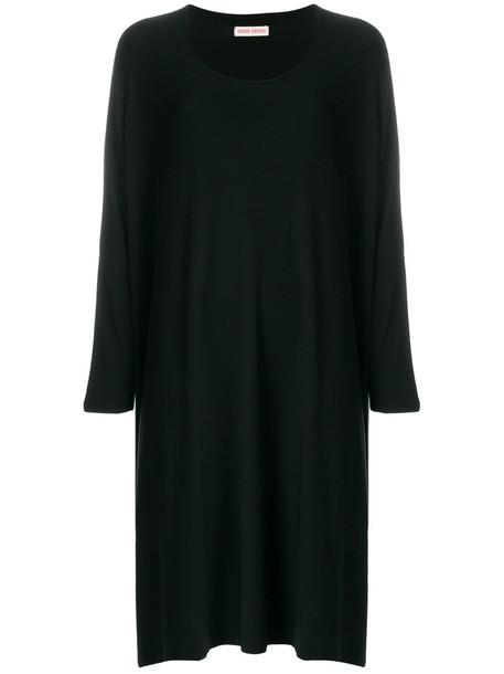 Henrik Vibskov blouse women spandex black top