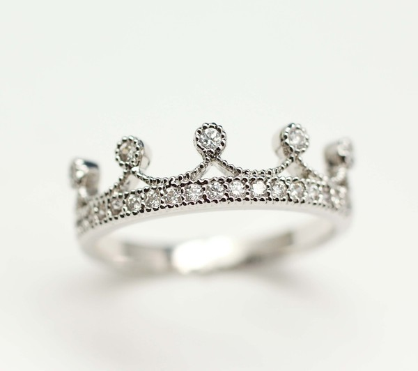 jewels crown ring jewelry